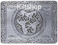 Celtic Horse, Buckle