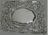 Buckle, middenin ovaal