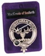 Clan Badge MacKenzie of Seaforth