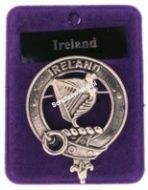 Clan Badge Ireland