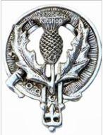 Thistle, Cap Badge