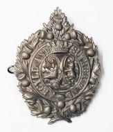 Argyle and Sutherland Cap Badge