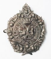 Argyle and Sutherland Cap Badge