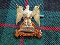 Badge, Waterloo, Royal Scots Dragoon Guards