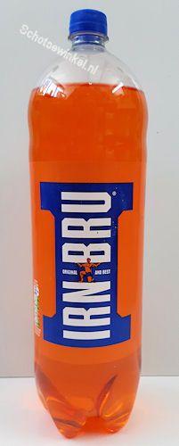 IRN BRU - 3 x 2 liter fles