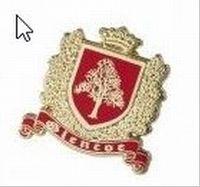 Glencoe Crest Reverspeld