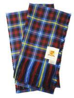 Tartan Stola in 100% scheerwol - Highland Titles