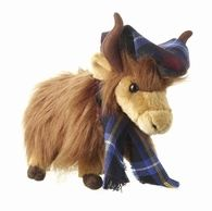 Highland Titles Cow