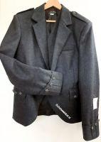 Argyle Kilt Jacket, Tweed, maat 44XXL, MET binnenvest