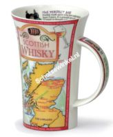 Dunoon Glencoe Scottish Whisky, Mok