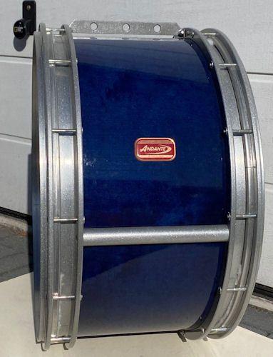 Andante Bass Big 28 x 18 inch
