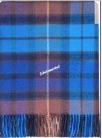 Plaid, Buchanan Blue Tartan Lambswool