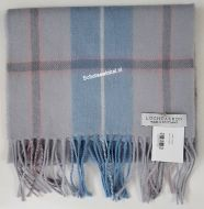 Shawl - Blue Check