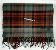 Shawl - Dutch Friendship Tartan