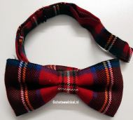 Bow tie, Steward Royal Tartan