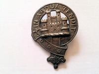 MacCallum clan badge , 1940s-1950s