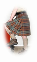 Dutch Friendship Tartan, Heren Kilt