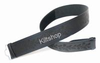 Thistle Kilt Belt