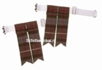 Reiver Lightweight Tartan Flashes