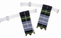 Strome Heavyweight Tartan Flashes
