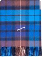 Buchanan Blue Tartan Lambswool