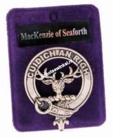 Clan Badge MacKenzie of Seaforth
