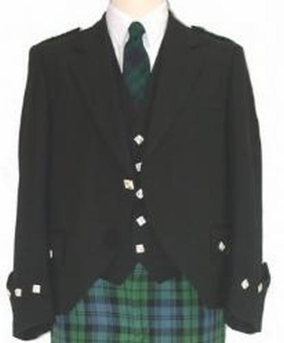 Argyll Jacket,   ZONDER binnenvest.