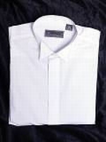 Men's Shirt Wing Collar