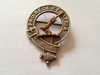 Camerons clan badge 1940s - 1950s , clan badge
