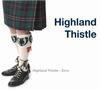 Highland Thistle, Ecru