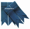 Blue Ancient Plain Coloured Garter