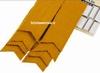 Basic Plain Colour Wool Gold Flashes