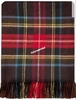 Stewart Brown Antique Tartan Lambswool