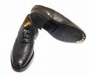 Regimental Style Ghillie Brogue